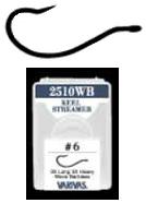 Varivas 2510WB Keel Hook
