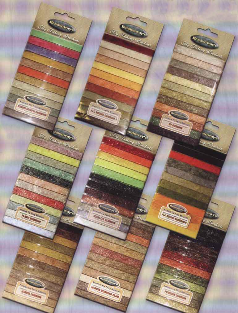 Hemingway Dubbing 9 Selections
